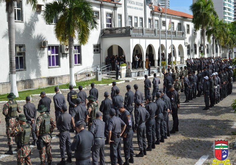 Comandante Geral assina portarias de promoções de 2.676 policiais militares