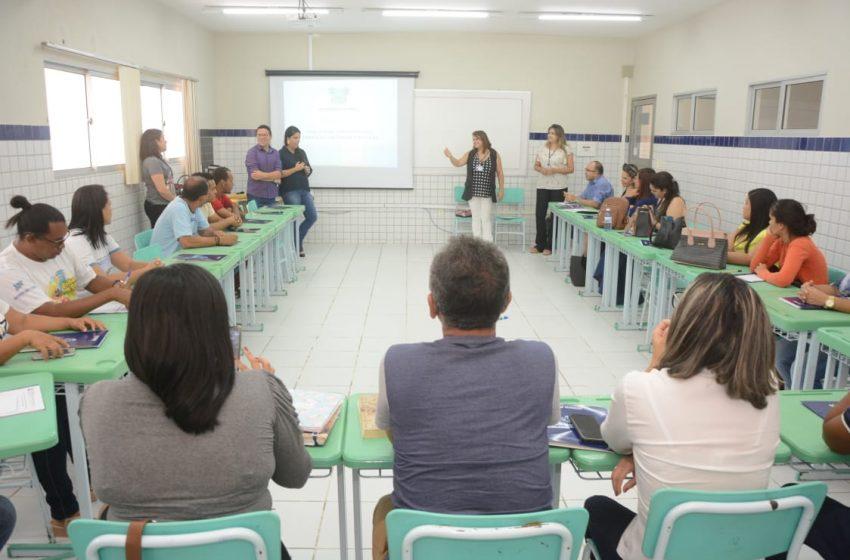 Prefeitura promove capacitação para profissionais do Serviço de Convivência e Fortalecimento de Vínculos