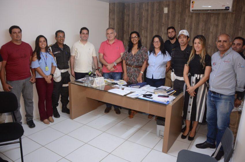 Prefeitura de São Gonçalo vai desenvolver o Projeto Vida no Transito