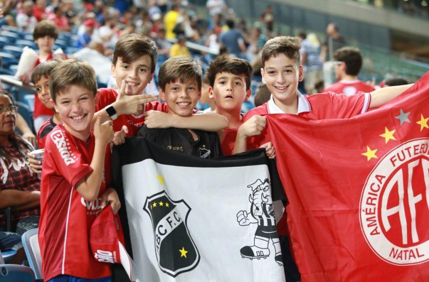 Arena das Dunas recebe o primeiro clássico da temporada