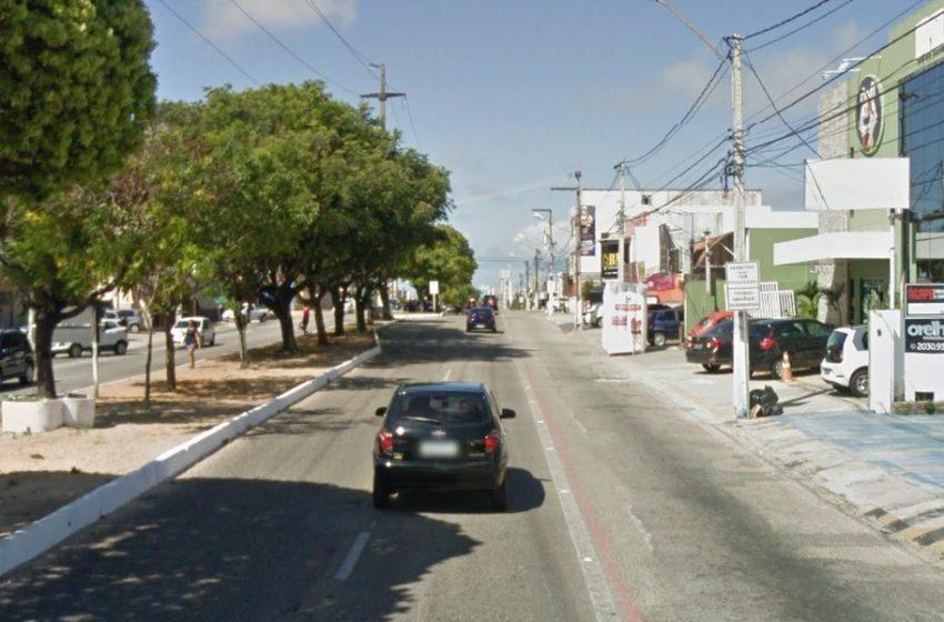 Avenida Prudente de Morais terá trânsito alterado hoje (20) para recapeamento de asfalto