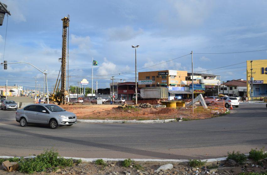 Gancho do Igapó será parcialmente interditado para obras na Zona Norte de Natal