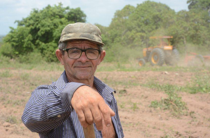 Agricultura: Prefeitura de São Gonçalo inicia atividades do programa corte de terra