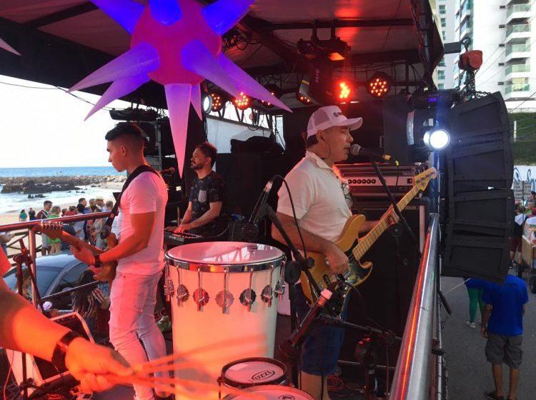"""Banda Detroit se apresenta no """"Ensaio Geral"""" sábado (15) em Ponta Negra"""