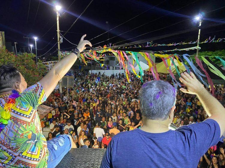 Carnaval de Ceará-Mirim recebe 40 mil foliões em Muriú