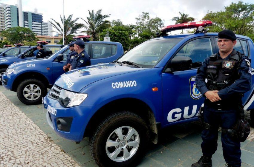 Concursos para guardas municipais são realizados em cinco municípios do RN