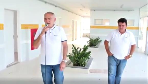 Prefeito Paulinho avalia Centro de Reabilitação – CER para atender possíveis casos de coronavírus em São Gonçalo do Amarante