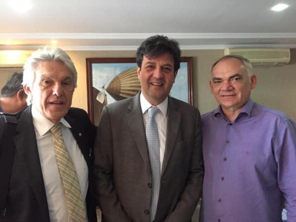 Primeira parcela: Governo Federal libera 2,5 milhões para construção do hospital de São Gonçalo do Amarante