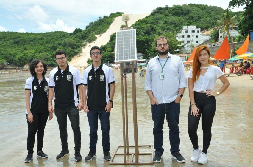 Projeto potiguar que verifica qualidade do ar é selecionado para Feira Brasileira de Ciências