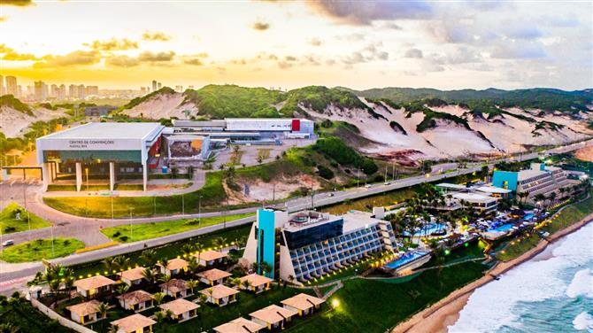 Hotel Ocean Palace vai fechar por 30 dias