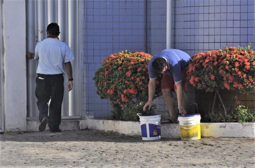Moradores de Felipe Camarão estão há 5 dias sem água