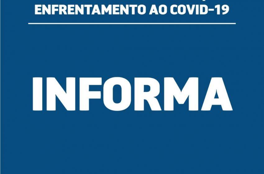 Prefeitura de São Gonçalo divulga boletim sobre coronavírus