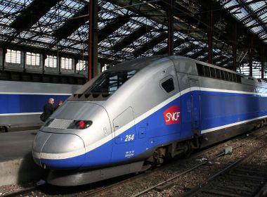 Na França, trens de alta velocidade viram hospitais devido ao coronavírus