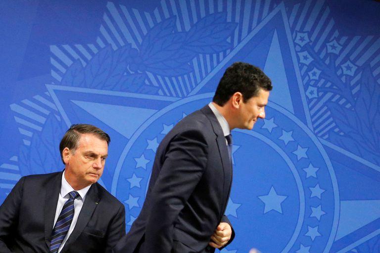 Moro teria pedido demissão após Bolsonaro comunicar troca na PF; assessoria não confirma