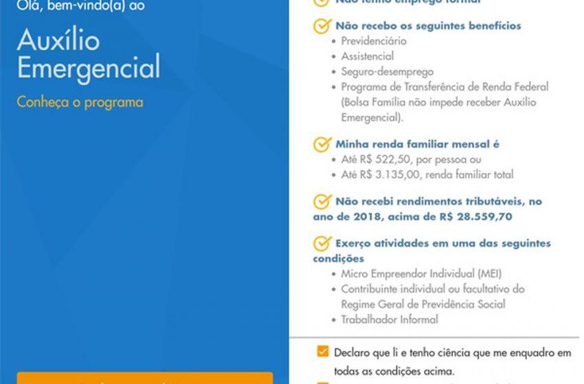 Bolsa Auxílio: Tudo sobre aplicativo coronavoucher