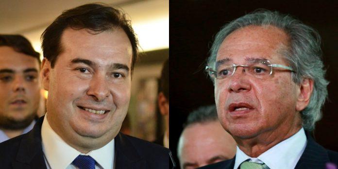 Paulo Guedes pede que senadores 'salvem a República' contra a Câmara