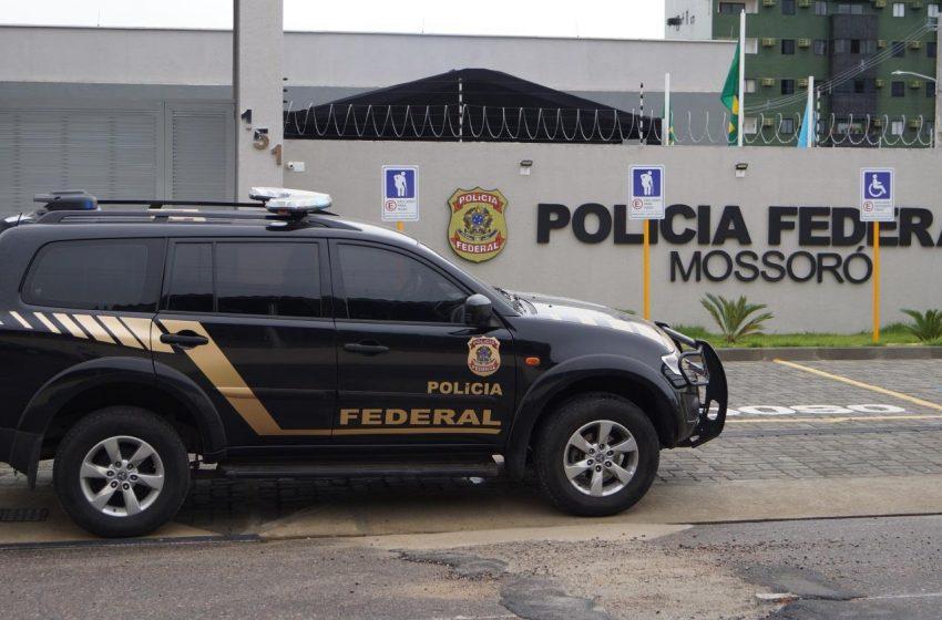 Operação Tricerátops cumpre mandados de prisão contra grupo criminosoque agia em estados do Nordeste