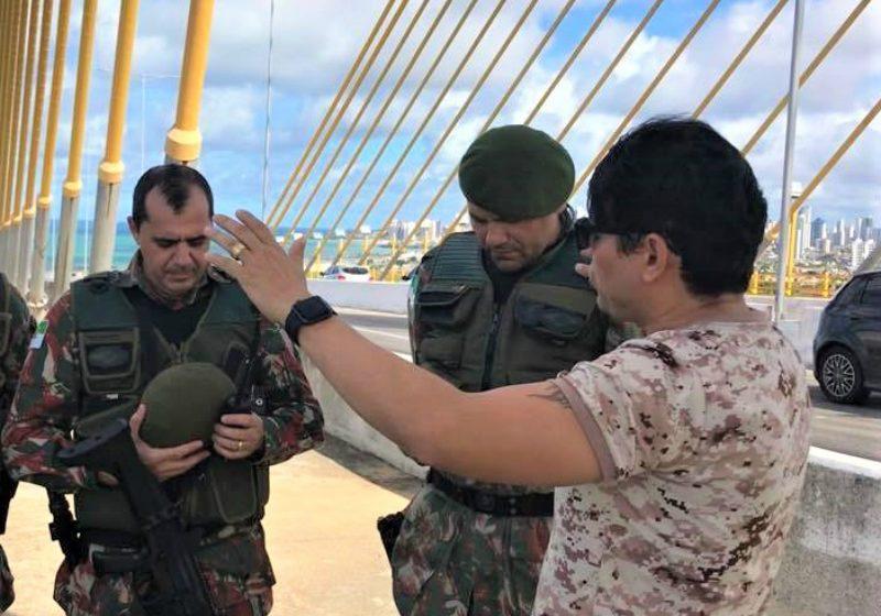 Mais de mil pessoas foram resgatadas pelas Sentinelas de Cristo no Rio Grande do Norte