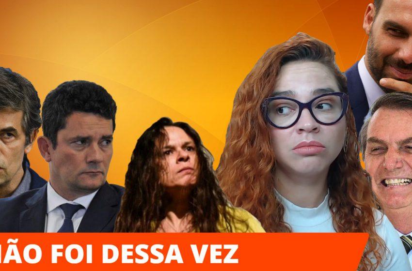 Quem sai disso tudo com a biografia rasgada não é o Presidente Bolsonaro