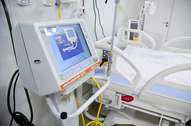 Governo Federal envia 120 respiradores para o RN