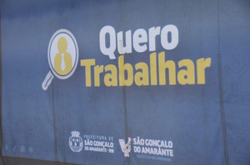 Quero Trabalhar: Em processo de implementação em São Gonçalo, empresa de distribuição de medicamentos adere ao app de geração de empregos da Prefeitura