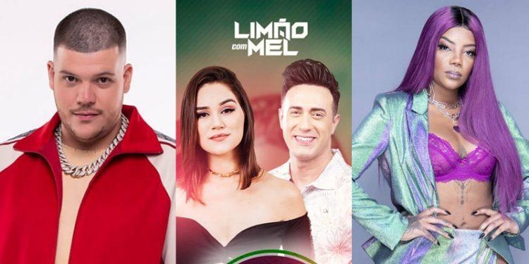 Ferrugem, Limão com Mel e Ludmilla: confira as lives deste fim de semana