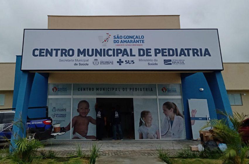 Saúde Melhor: Prefeitura abre Centro Municipal de Pediatria nesta terça-feira (26)