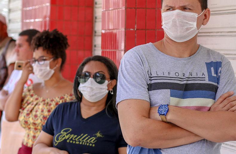 Novo decreto, Governo do RN mantém normas de isolamento social e determina uso obrigatório de máscaras