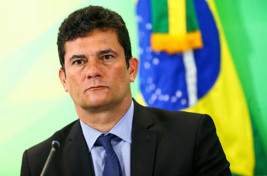 Moro está prestando depoimento sobre Bolsonaro há mais de sete horas