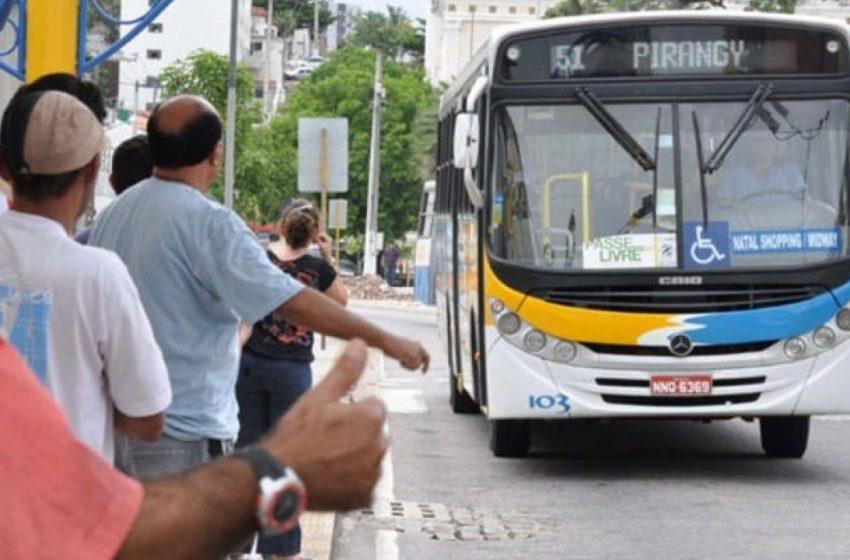 Amanhã (19) Rodoviários de Natal anunciam nova paralisação dos ônibus