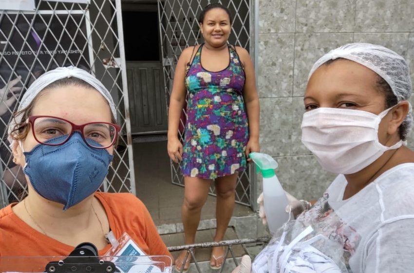 De porta em porta: Prefeitura de São Gonçalo inicia entrega de 100 mil máscaras às famílias carentes