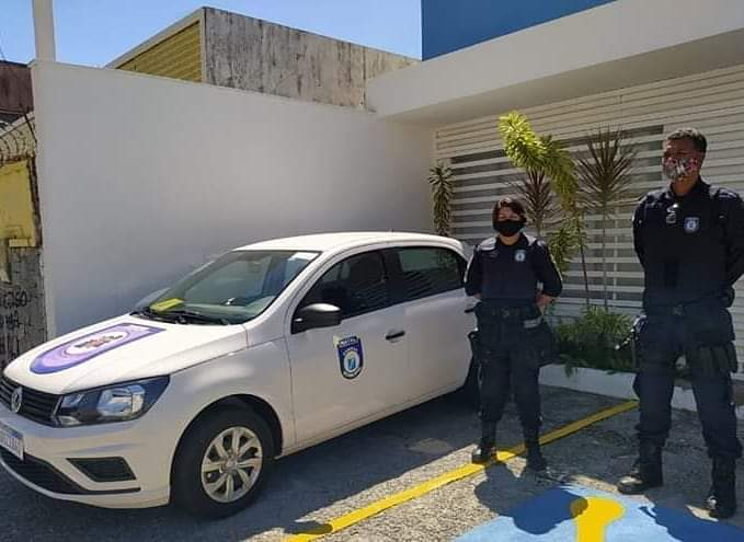 Guarda Municipal começa a operar na Patrulha Maria da Penha em Natal