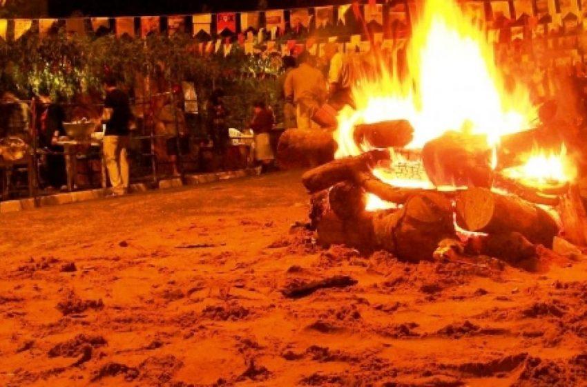 A multa é de 2 mil reais para quem acender fogueiras em São Gonçalo