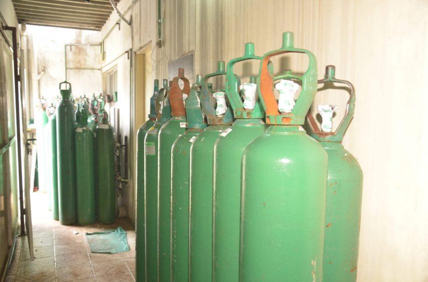 Hospital Belarmina Monte recebe mais 20 cilindros de oxigênio da Prefeitura de São Gonçalo