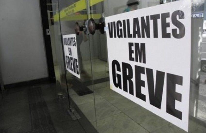 Vigilantes patrimoniais do RN decretam greve