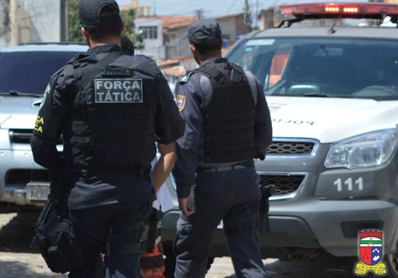 5º BPM age rápido e detém assaltante em Ponta Negra