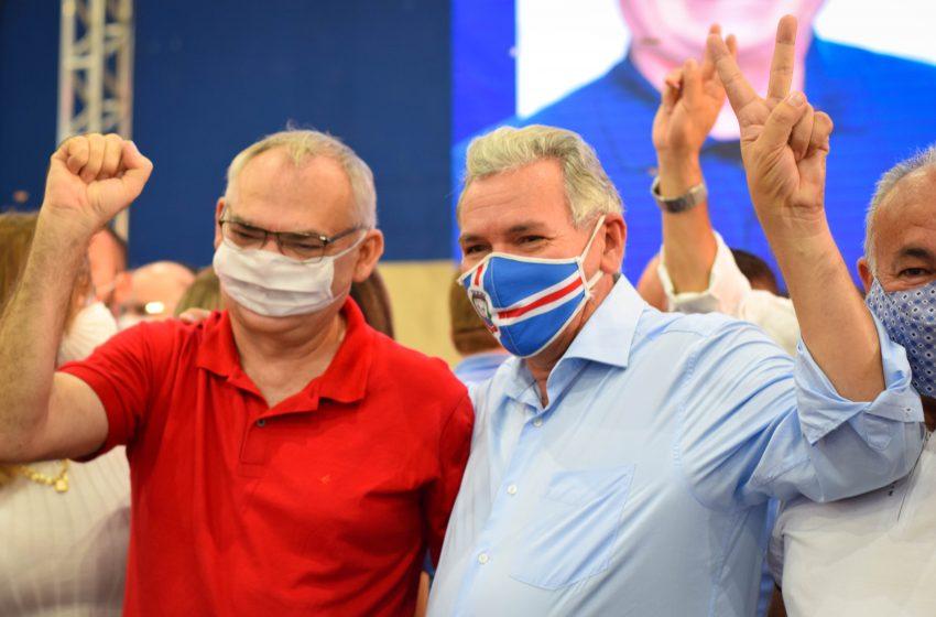 Convenção do PROS em São Gonçalo do Amarante oficializa à reeleição do vereador Pr. Edmilson Gomes