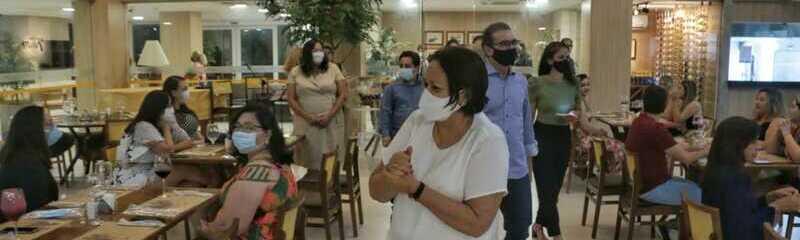 """Governadora participa de encerramento do programa """"Acolhe + Saúde RN"""""""