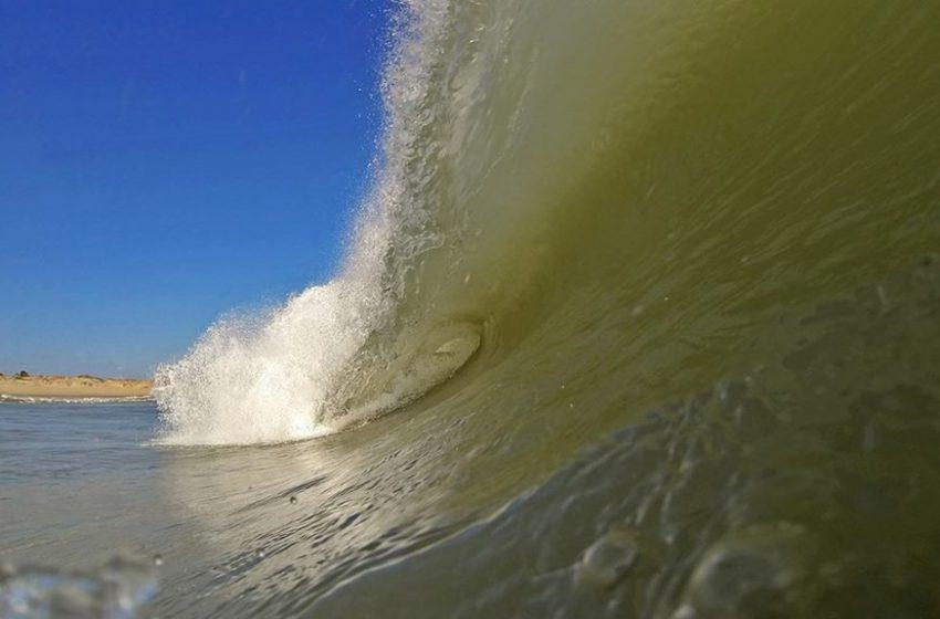 Marinha alerta para ondas de 2,5 metros e ventos de até 60 km/h no litoral do RN