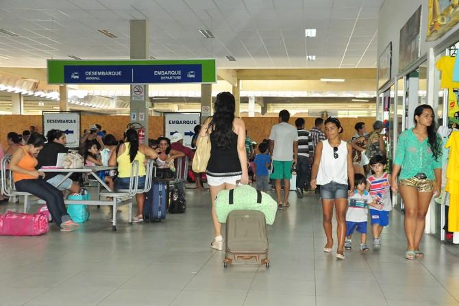 Rodoviária de Natal espera fluxo de passageiros 50% menor no primeiro feriadão após reabertura econômica