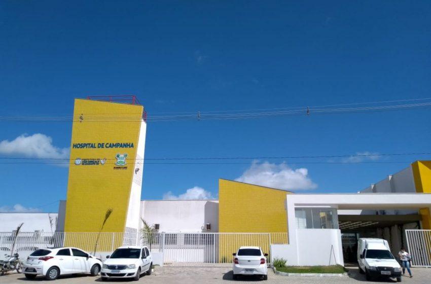 Hospital de campanha em São Gonçalo ficará aberto até janeiro; número de recuperados no município supera 1.900