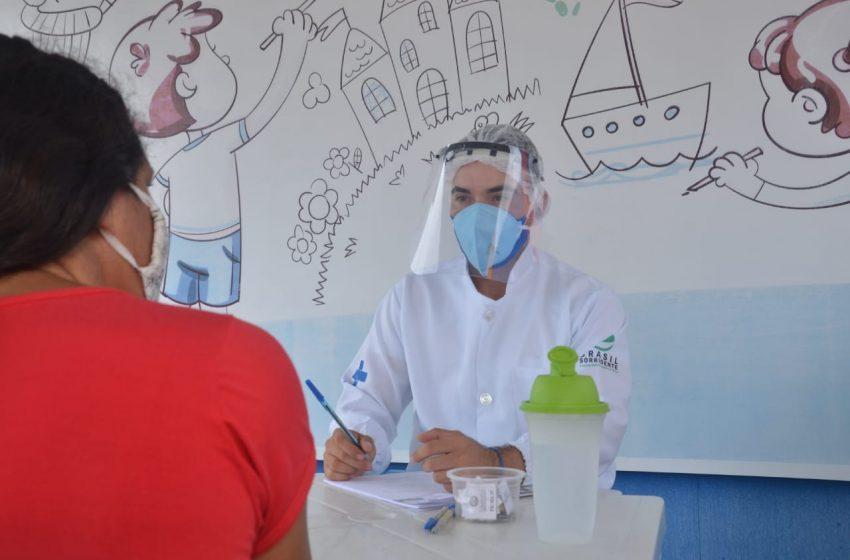 Prefeitura de São Gonçalo realiza testes sorológicos para Covid na zona rural
