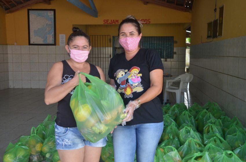 Prefeitura de São Gonçalo realiza entrega de kits de alimentos nas comunidades
