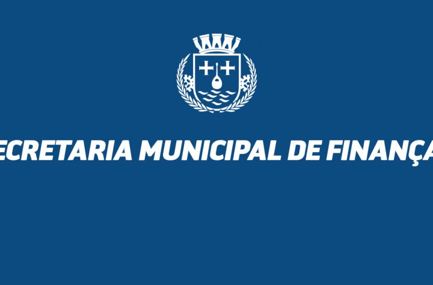 Prefeitura antecipou 13º salário de todos os servidores para esta quinta-feira (10)