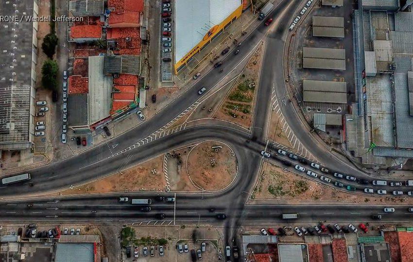 Parte superior do Viaduto do Gancho de Igapó será liberada hoje segunda-feira (11)