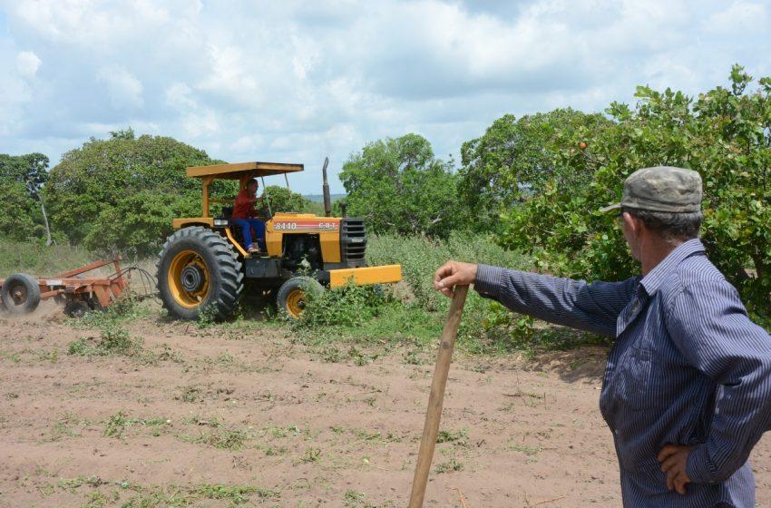 Prefeitura inicia cadastro de pequenos agricultores para o programa Corte de Terra