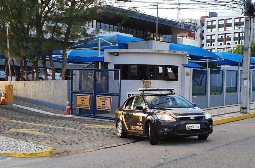 PF combate fraudes em licitações, corrupção e desvios de recursos públicos em prefeitura do RN