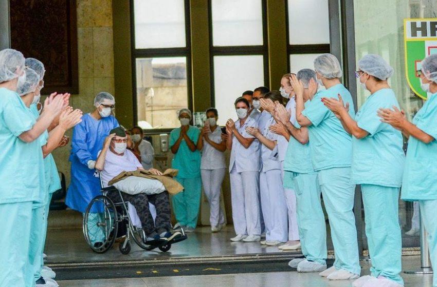 Brasil tem 8.291.763 milhões de pessoas curadas da Covid-19
