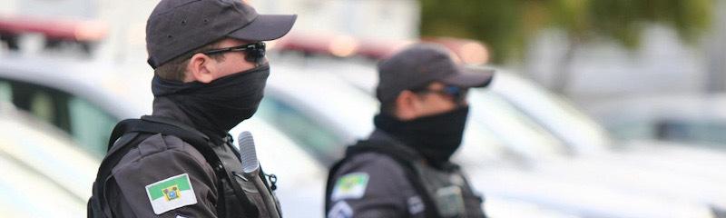 Forças integradas de segurança fiscalizam toque de recolher