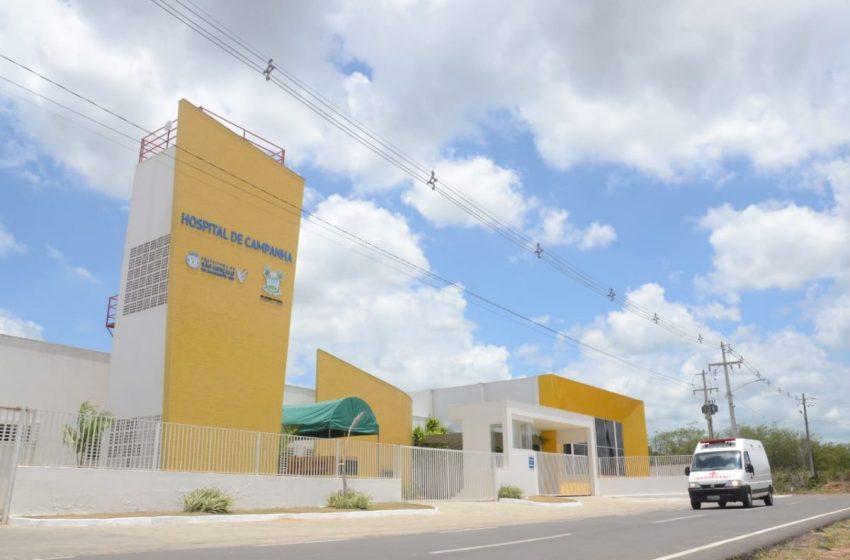 Prefeitura e Estado reabrem hospital de campanha com 20 leitos, sendo 10 de UTI